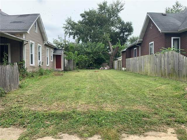 1039 S Randolph Street, Indianapolis, IN 46203 (MLS #21736484) :: Mike Price Realty Team - RE/MAX Centerstone