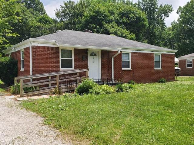 4225 N Ritter Avenue, Indianapolis, IN 46226 (MLS #21736504) :: Anthony Robinson & AMR Real Estate Group LLC