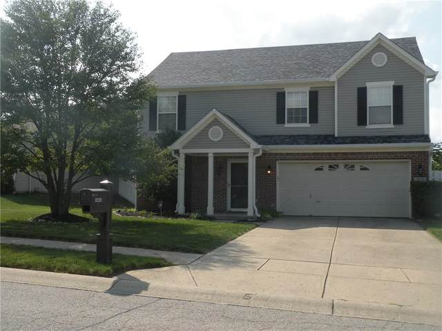 9220 Crossing Drive, Fishers, IN 46037 (MLS #21736510) :: Anthony Robinson & AMR Real Estate Group LLC