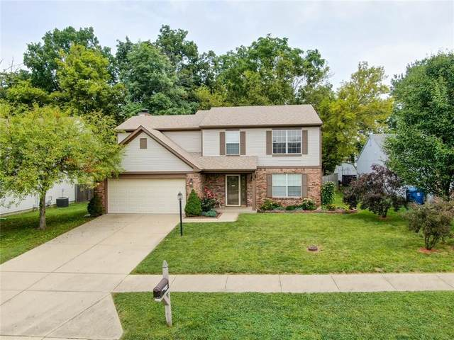 2041 Coldwater Court #0, Indianapolis, IN 46237 (MLS #21736515) :: Anthony Robinson & AMR Real Estate Group LLC
