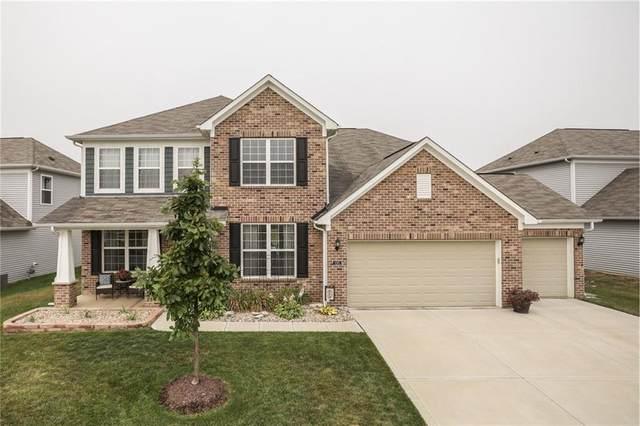 4380 Nigella Drive, Plainfield, IN 46168 (MLS #21736520) :: Heard Real Estate Team | eXp Realty, LLC