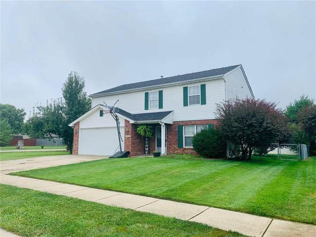 623 Westpointe Drive, Shelbyville, IN 46176 (MLS #21736533) :: Mike Price Realty Team - RE/MAX Centerstone