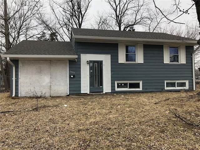 3776 Celtic Drive, Indianapolis, IN 46235 (MLS #21736539) :: Anthony Robinson & AMR Real Estate Group LLC