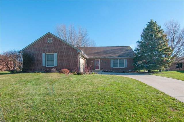 111 Monroe Crescent, Lebanon, IN 46052 (MLS #21736540) :: Richwine Elite Group