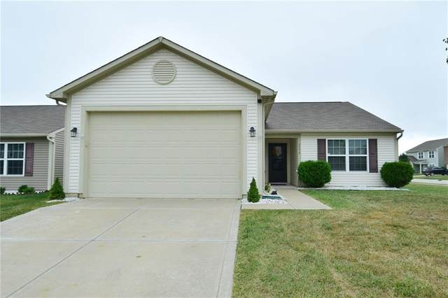 2898 W Hawanian Lane, Monrovia, IN 46157 (MLS #21736548) :: Mike Price Realty Team - RE/MAX Centerstone