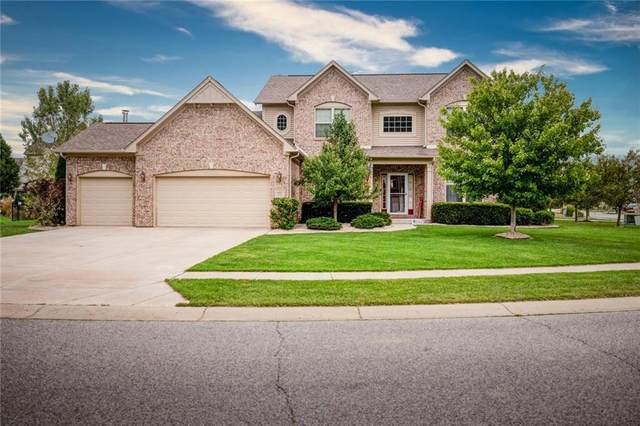 351 West Wing View, Greenwood, IN 46142 (MLS #21736552) :: Mike Price Realty Team - RE/MAX Centerstone