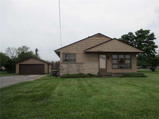 2705 State Street, Columbus, IN 47201 (MLS #21736554) :: Mike Price Realty Team - RE/MAX Centerstone