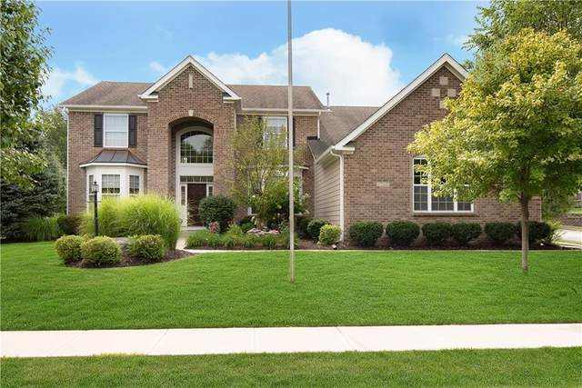 17162 Long Creek Drive, Noblesville, IN 46060 (MLS #21736561) :: Mike Price Realty Team - RE/MAX Centerstone