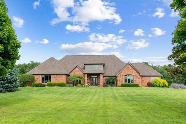 10586 S Auburn Hills Dr, Edinburgh, IN 46124 (MLS #21736572) :: Anthony Robinson & AMR Real Estate Group LLC