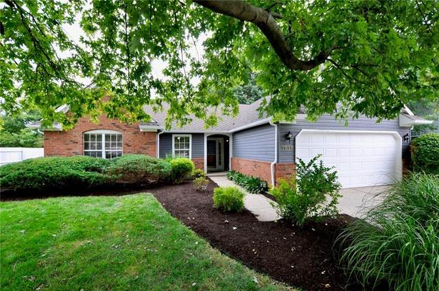 7619 Baywood Drive, Indianapolis, IN 46236 (MLS #21736584) :: Richwine Elite Group