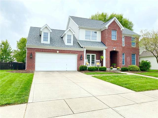 439 Athens Place, Westfield, IN 46074 (MLS #21736586) :: Dean Wagner Realtors