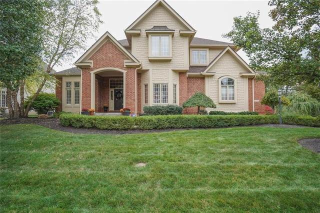 14759 Thor Run Drive, Fishers, IN 46040 (MLS #21736594) :: Mike Price Realty Team - RE/MAX Centerstone