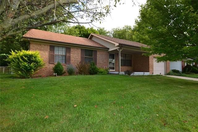 1236 Sherwood Drive, Danville, IN 46122 (MLS #21736605) :: Dean Wagner Realtors