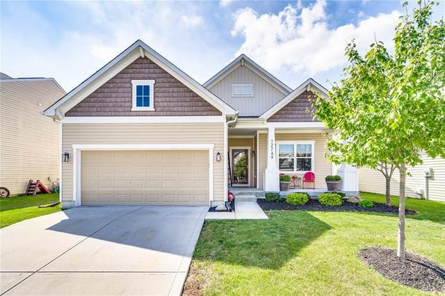 12749 Antigua Drive, Noblesville, IN 46060 (MLS #21736620) :: Anthony Robinson & AMR Real Estate Group LLC