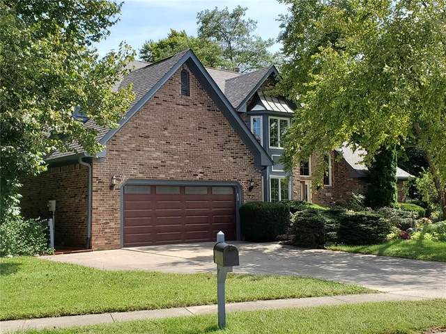 21121 Carrigan Crossing, Noblesville, IN 46062 (MLS #21736623) :: Anthony Robinson & AMR Real Estate Group LLC