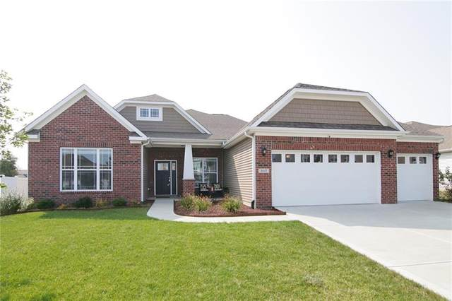 8645 Hornady Drive, Indianapolis, IN 46239 (MLS #21736650) :: AR/haus Group Realty