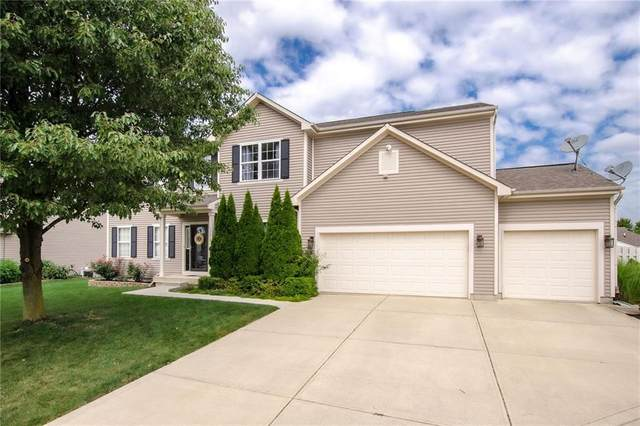 12078 Seahawks Lane, Fishers, IN 46037 (MLS #21736651) :: Mike Price Realty Team - RE/MAX Centerstone