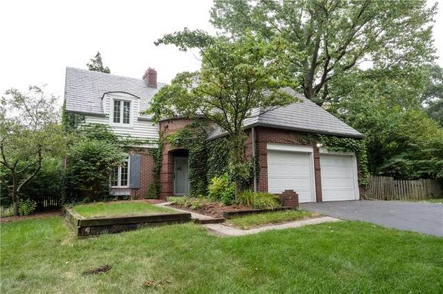 5717 Allisonville Road, Indianapolis, IN 46220 (MLS #21736661) :: The ORR Home Selling Team