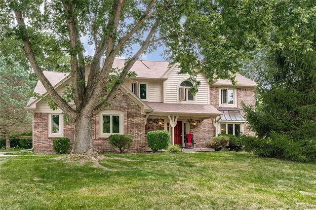 7425 Oakland Hills Court, Indianapolis, IN 46236 (MLS #21736688) :: AR/haus Group Realty