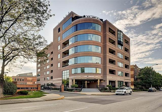 225 N New Jersey Street #34, Indianapolis, IN 46204 (MLS #21736689) :: Richwine Elite Group