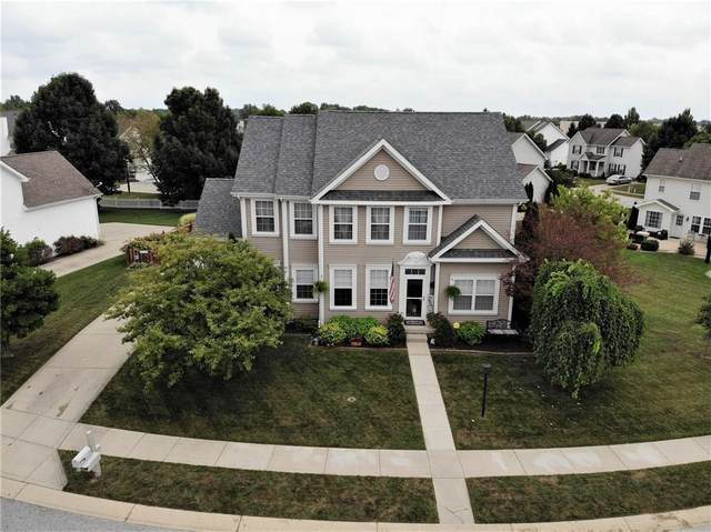 85 Bradford Court, Brownsburg, IN 46112 (MLS #21736727) :: Mike Price Realty Team - RE/MAX Centerstone