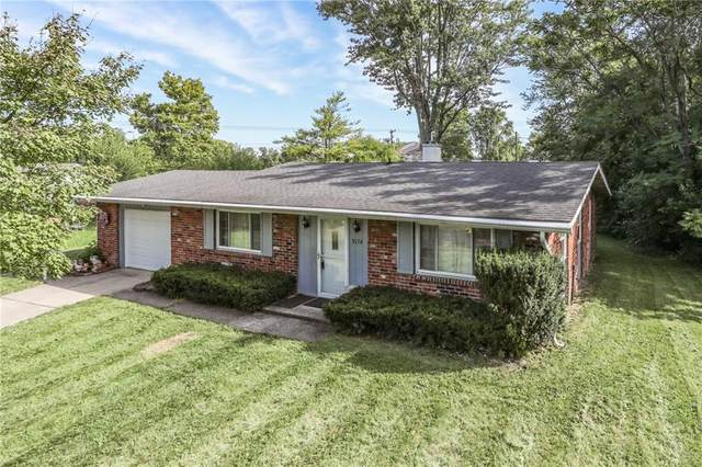 9174 Granville Court, Indianapolis, IN 46229 (MLS #21736738) :: Mike Price Realty Team - RE/MAX Centerstone