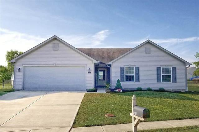 1727 Chatham Place, Danville, IN 46122 (MLS #21736750) :: Heard Real Estate Team | eXp Realty, LLC