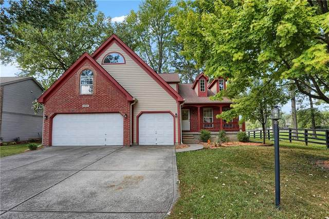 5850 Dapple Trace, Indianapolis, IN 46228 (MLS #21736763) :: Anthony Robinson & AMR Real Estate Group LLC