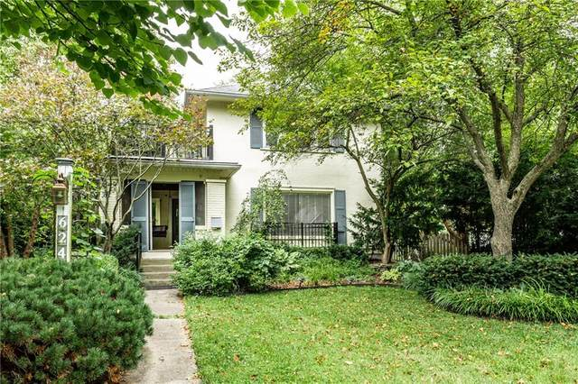 6240 Central Avenue, Indianapolis, IN 46220 (MLS #21736774) :: The ORR Home Selling Team