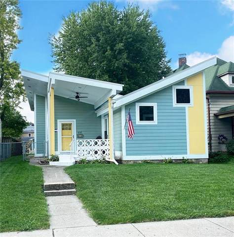 1135 Lexington Avenue, Indianapolis, IN 46203 (MLS #21736777) :: AR/haus Group Realty