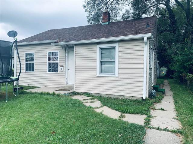 519 S Sherman Drive, Indianapolis, IN 46203 (MLS #21736781) :: Mike Price Realty Team - RE/MAX Centerstone