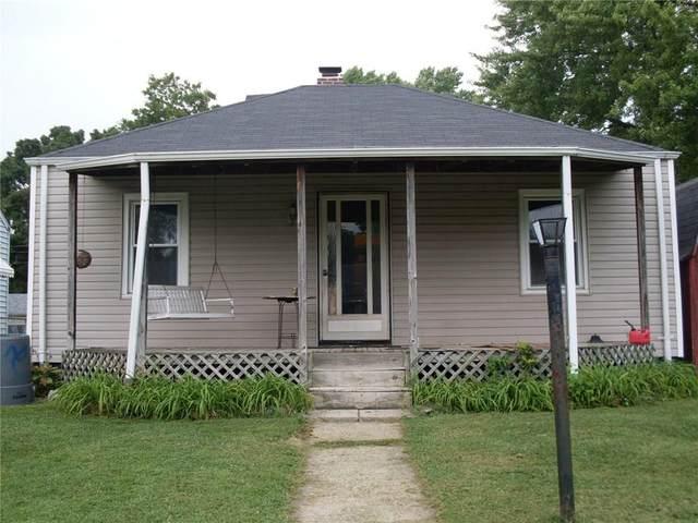 4418 Farnsworth Street, Indianapolis, IN 46241 (MLS #21736784) :: Richwine Elite Group