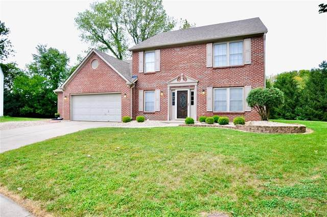 4328 Blackwood Court, Greenwood, IN 46143 (MLS #21736785) :: Anthony Robinson & AMR Real Estate Group LLC
