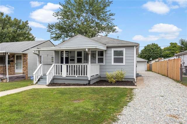 4154 Hoyt Avenue, Indianapolis, IN 46203 (MLS #21736787) :: Mike Price Realty Team - RE/MAX Centerstone
