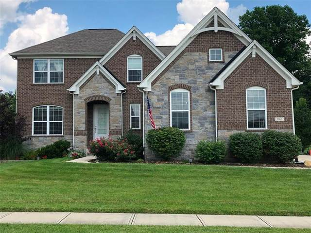 3163 Red Fox Trail, Columbus, IN 47201 (MLS #21736789) :: Corbett & Company