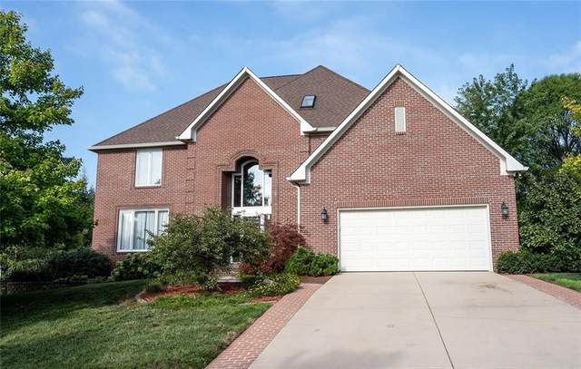 10766 Red Pine Drive, Fishers, IN 46037 (MLS #21736791) :: Anthony Robinson & AMR Real Estate Group LLC