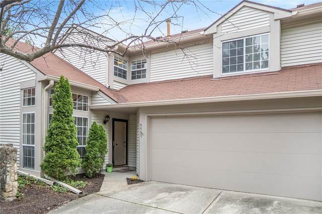 9597 Bay Vista W Drive #7, Indianapolis, IN 46250 (MLS #21736807) :: Richwine Elite Group