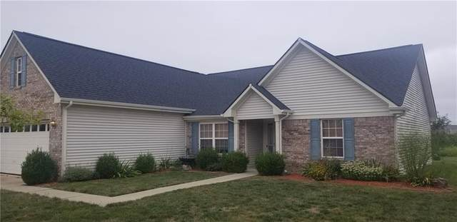2882 Bluewood Way, Plainfield, IN 46168 (MLS #21736808) :: Dean Wagner Realtors