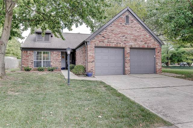 7781 Jamestown South Drive, Fishers, IN 46038 (MLS #21736824) :: Anthony Robinson & AMR Real Estate Group LLC