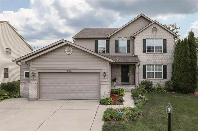 1533 Harrison Drive, Greenwood, IN 46143 (MLS #21736836) :: Heard Real Estate Team | eXp Realty, LLC