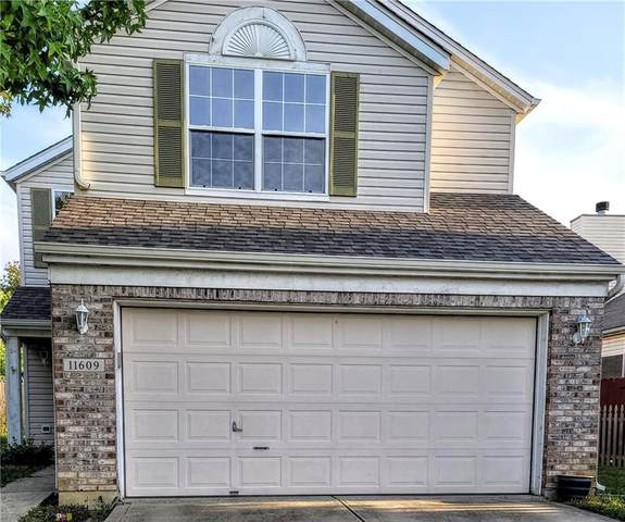 11609 Glenn Abbey Lane, Lawrence, IN 46235 (MLS #21736837) :: Mike Price Realty Team - RE/MAX Centerstone
