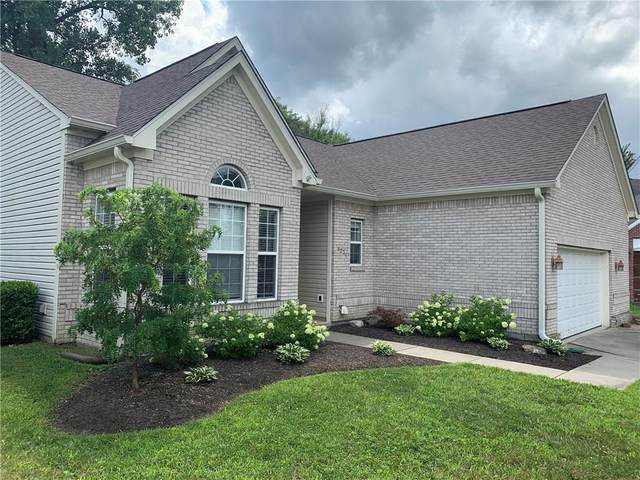 6031 E Terhune Court, Camby, IN 46113 (MLS #21736842) :: AR/haus Group Realty