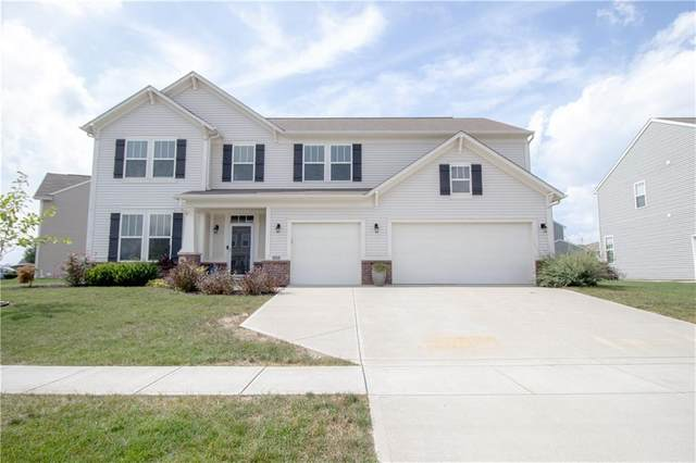 2248 Treva Way, Greenwood, IN 46143 (MLS #21736849) :: Mike Price Realty Team - RE/MAX Centerstone