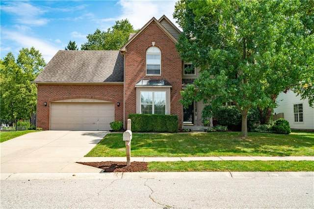 11287 Reflection Point Drive, Fishers, IN 46037 (MLS #21736857) :: Anthony Robinson & AMR Real Estate Group LLC