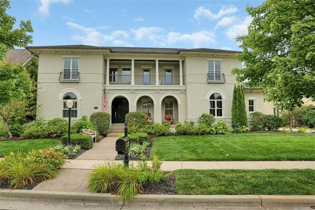 2289 Finchley Road, Carmel, IN 46032 (MLS #21736865) :: Anthony Robinson & AMR Real Estate Group LLC