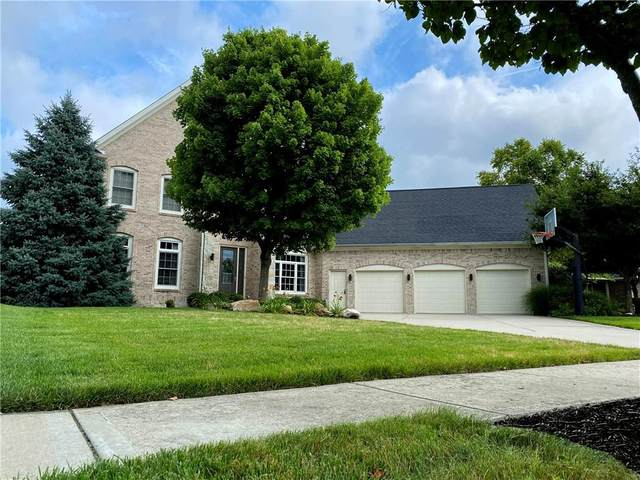 6694 Pennan Court, Noblesville, IN 46062 (MLS #21736872) :: Heard Real Estate Team | eXp Realty, LLC