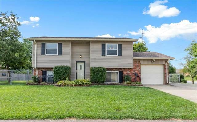 809 Andrea Drive, Beech Grove, IN 46107 (MLS #21736874) :: Anthony Robinson & AMR Real Estate Group LLC
