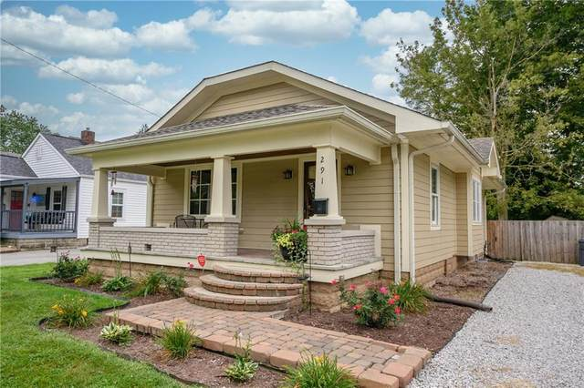 291 Noble Street, Greenwood, IN 46142 (MLS #21736885) :: Mike Price Realty Team - RE/MAX Centerstone
