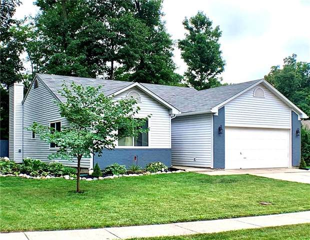 11419 Carly Way, Indianapolis, IN 46235 (MLS #21736888) :: Mike Price Realty Team - RE/MAX Centerstone