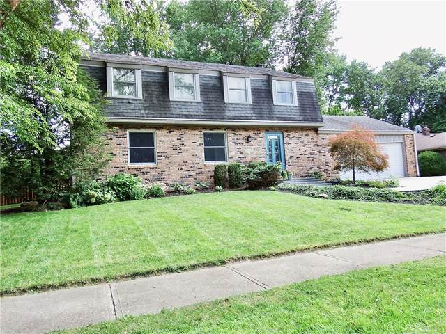 917 W Ralston Road, Indianapolis, IN 46217 (MLS #21736890) :: Mike Price Realty Team - RE/MAX Centerstone